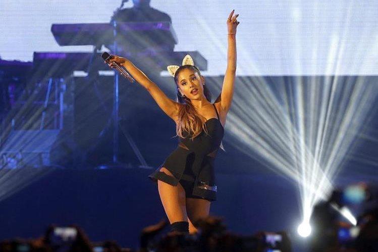 Ariana Grande dará otro concierto en Manchester