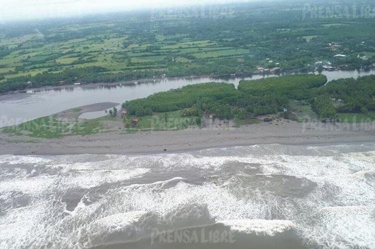 Las últimas semanas se han incrementado las lluvias en la costa sur.