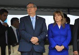 Vicepresidente Jafeth Cabrera. (Foto Prensa Libre: Hemeroteca PL)