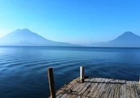 El Lago de Atitlán es uno de los lugares más visitados durante la Semana Santa. (Foto Prensa Libre: Hemeroteca PL)