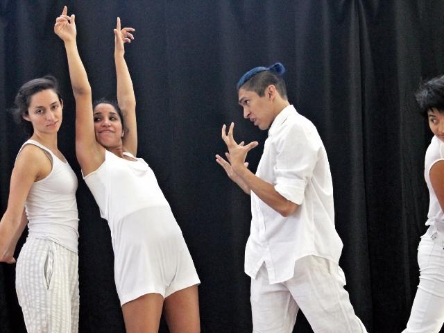 Guatemaltecos representarán al país en un encuentro de danza internacional en EE. UU. (Foto Prensa Libre: Michelle de León )