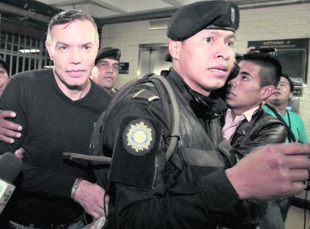 Juan de Dios Rodríguez, expresidente del IGSS, está ligado a proceso por el delito de fraude (Foto Prensa Libre: Hemeroteca)