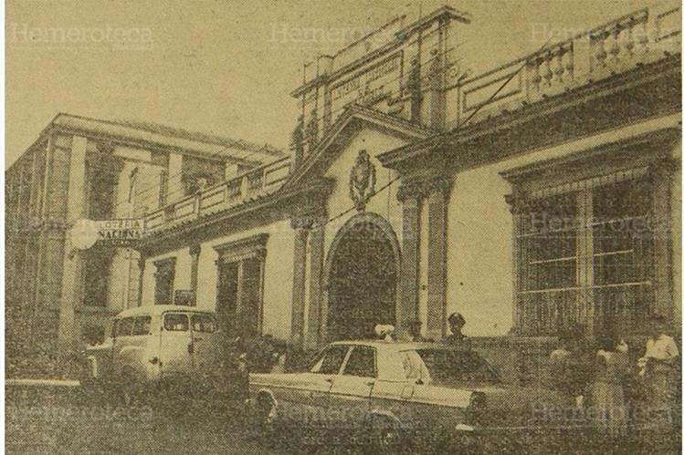 El 19 de marzo de 1965 hubo diligencias para aclarar el caso de fraude en la Lotería Nacional. (Foto: Hemeroteca PL)