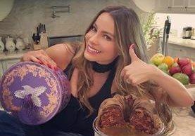 Sofía Vergara es una de las artistas mejor pagadas de la televisión estadounidense. (Foto Prensa Libre: Instagram/ Sofía Vergara)
