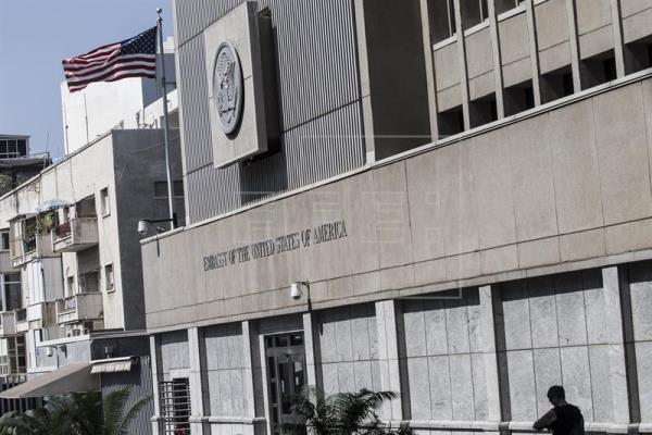 Resultado de imagen para embajada de EEUU a Jerusalen