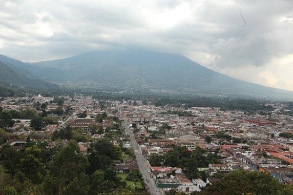 Vista de la ciudad colonial, cuyo consejo protector cumple 43 años en medio de crisis.