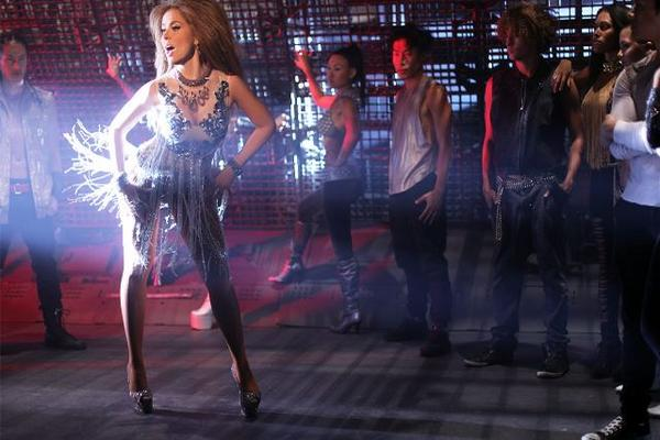 <p>Imagen de la mexicana Gloria Trevi en un episodio del show A toda Gloria. (Foto Prensa Libre: EFE).</p>
