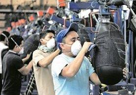 Los empresarios de textiles solicitaron más controles a las mercancías por parte de la SAT. (Foto Prensa Libre: Hemeroteca PL)