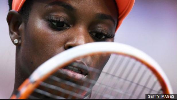 La nueva campeona de Estados Unidos perdió sus dos primeros partidos cuando regresó a las canchas en Wimbledon y Washington. (Foto Prensa Libre: BBC Mundo)