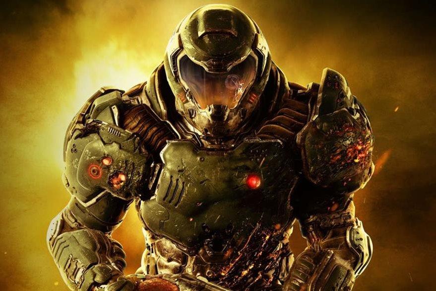Doom ganó como el mejor juego de acción.