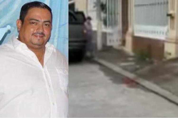 Marco Tulio Tróchez fue asesinado a balazos en su apartamento, en La Ceiba, Honduras.