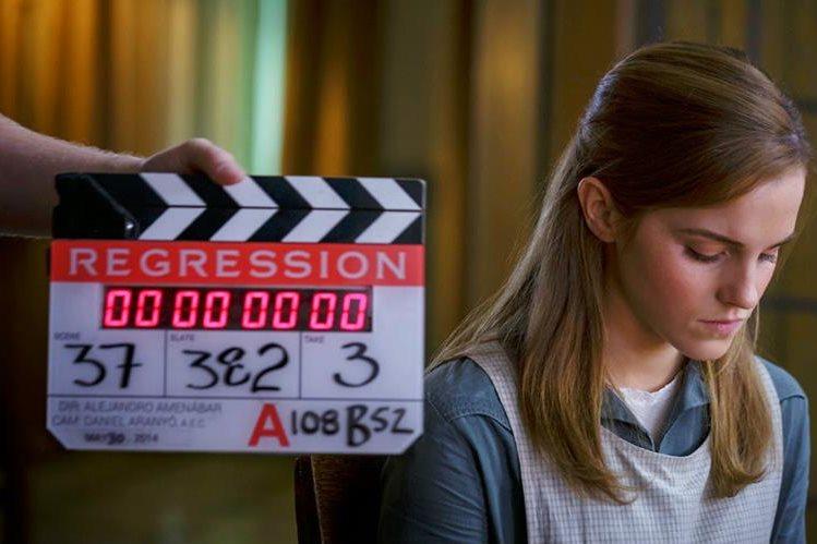 Regresión ya está en el Festival de cine de San Sebastián. (Foto Prensa Libre: Hemeroteca PL)