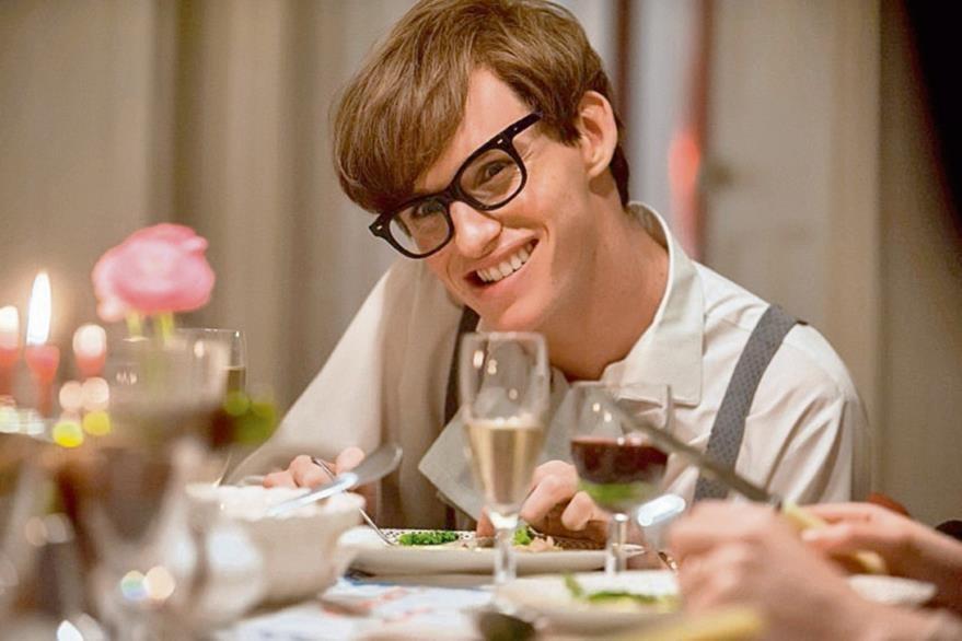 Por su papel del científico Stephen Hawking, el actor británico recibió un Óscar en 2015.