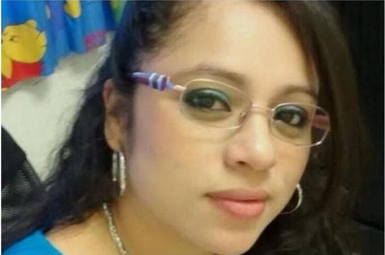 Glenny Oralia Santos, gerente financiera del Hospital Nacional Infantil de Puerto Barrios, Izabal, murió baleada en el 2016. (Foto Prensa Libre: Hemeroteca).