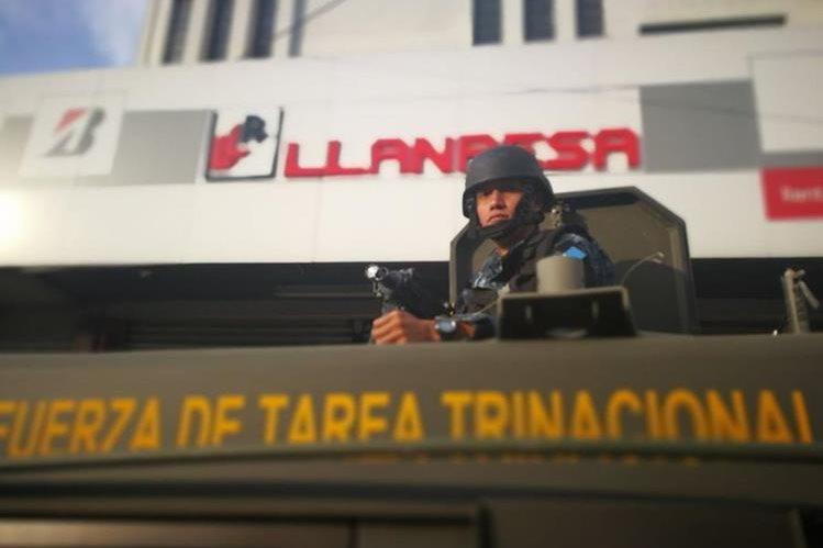 Los operativos coordinados por el MP y la PNC son efectuados en al menos 19 departamentos del país. (Foto Prensa Libre: Estuardo Paredes)