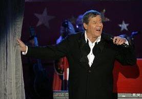 Muere Jerry Lewis, ícono de la comedia estadounidense. (Foto Prensa Libre: AP)