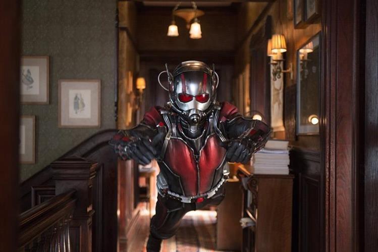 Ant-Man es un filme de superhéroes dirigido por Peyton Reed. (Foto Prensa Libre: AP)