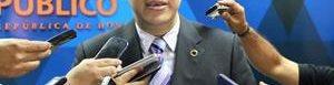 El fiscal Roberto Ramírez