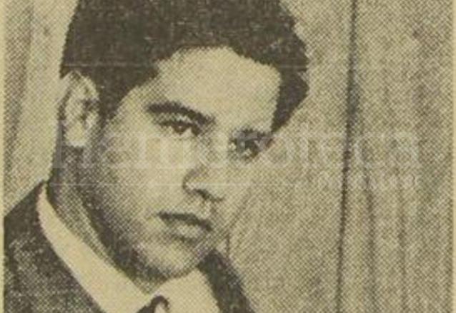 Un jovencísimo Manuel Colom Argueta en 1964. (Foto: Hemeroteca PL)