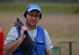 Enrique Brol quedó cerca de la pelea por las medallas (Foto Prensa Libre: COG)