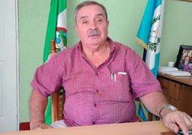 Abel Sandoval Martínez considera que ha sido buen alcalde, aunque su gestión no haya promovido ejes de desarrollo sostenible para la mayoría de sus pobladores.