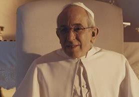 La serie Francisco, el jesuita se alzó como la mejor serie no hablada en inglés. (Foto Prensa Libre: Telemundo)