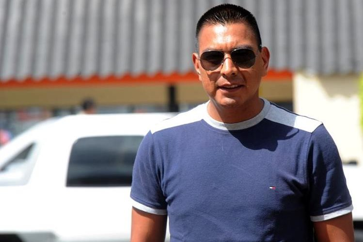 El silbante guatemalteco Wálter López sueña con dirigir la final de futbol masculino en los Juegos Olímpicos. (Foto Prensa Libre: Edwin Fajardo)