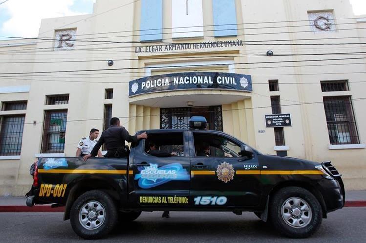 Especialistas de la PNC capacitarán a policías de otros países en investigación criminal. (Foto Prensa Libre: Hemeroteca PL)