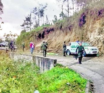 El cabecilla del clan Úsuga, Dairo Antonio Úsuga, es el delincuente más buscado de Colombia. (Foto Hemeroteca PL).