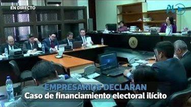 Audios detallan presunto financiamiento ilícito de FCN-Nación