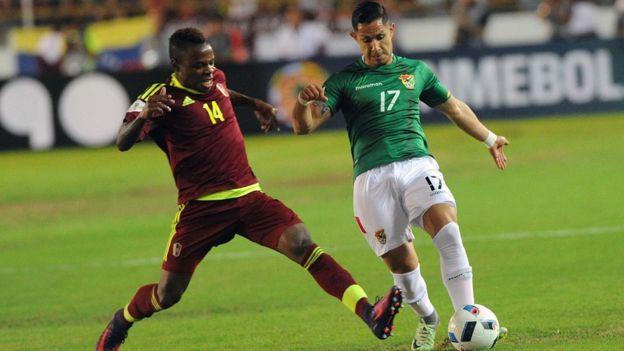 Venezuela y Bolivia podrán utilizar el resto de las eliminatorias para preparar las selecciones de cara al futuro. (Foto Prensa Libre: Getty Images)