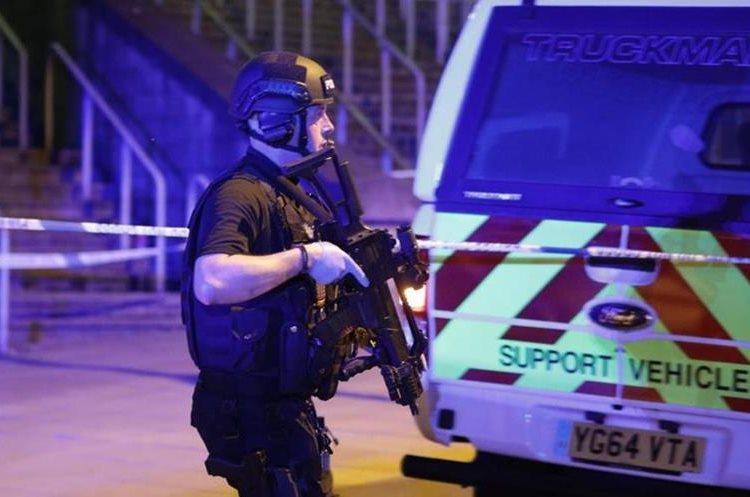 Ya son 22 las víctimas del atentado de Manchester