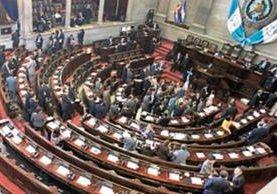 Congreso continuará sesiones plenarias para conocer más artículos de la Ley electoral. (Foto Prensa Libre: Hemeroteca PL)