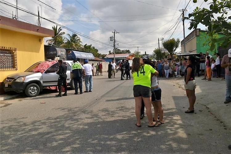 Asesinan al alcalde de la ciudad de Zapaca, Guatemala