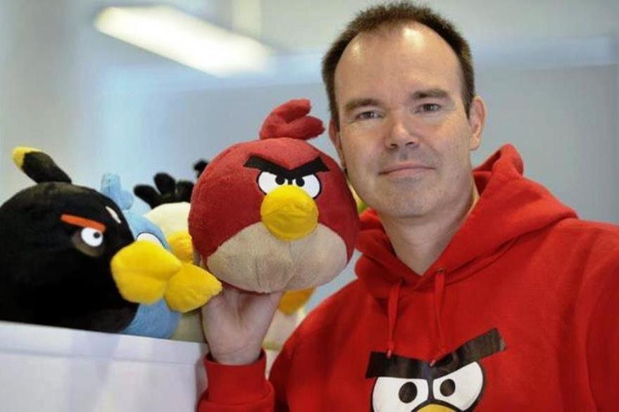 Peter Vesterbacka es uno de los creadores de Angry Birds. (Foto Prensa Libre: AP)
