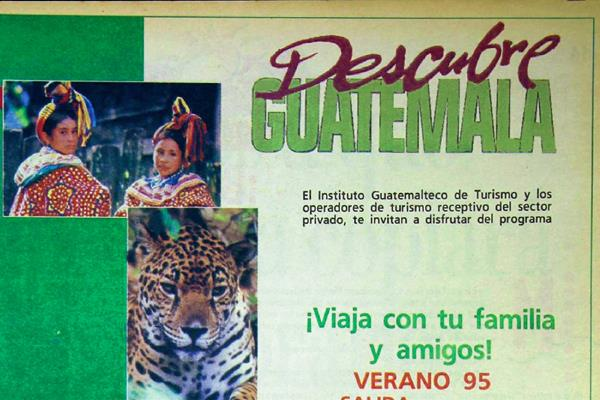 Guatemala siempre  será una experiencia inolvidable, por su encanto natural.