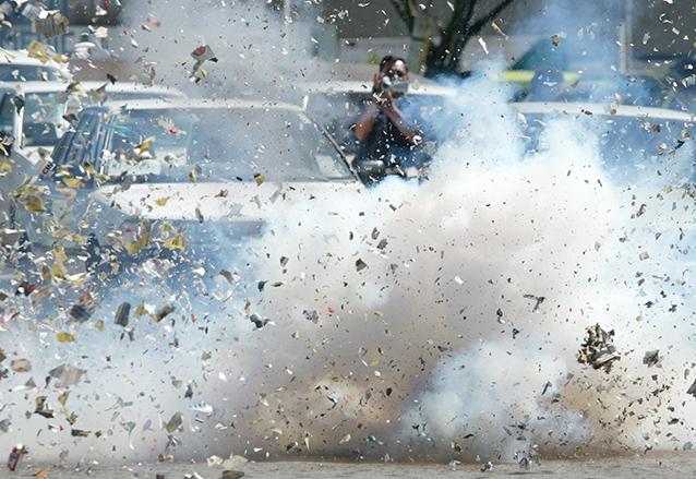 Los morteros y otro tipo de cohetes manejados de forma irresponsable puede ser letal. (Foto: Hemeroteca PL)