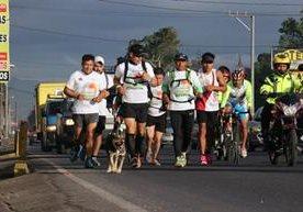 Jóvenes piden polideportivo para Chimaltenango