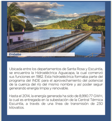 Ubicación geofráfica de Aguacapa (Foto Prensa Libre: INDE)
