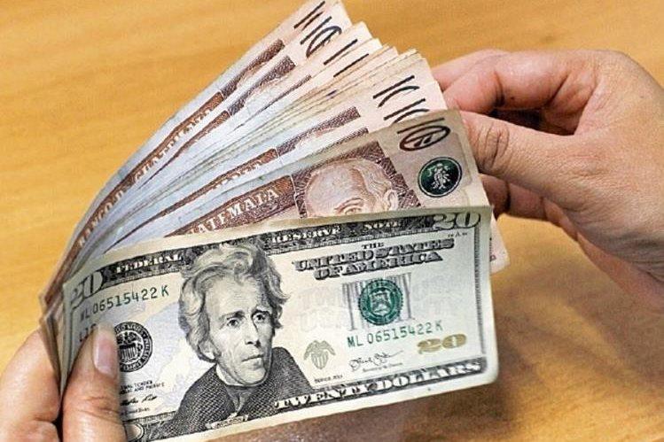 El año pasado se recibieron US$8 mil 192 millones, y se registró una marca. (Foto Prensa Libre: Hemeroteca)