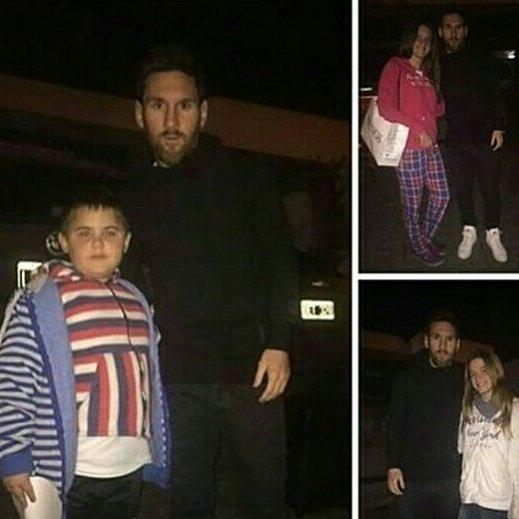 Lionel Messi disfrutará de unas vacaciones familiares en Argentina. (Foto Prensa Libre: Tema Lionel Messi/Twitter)