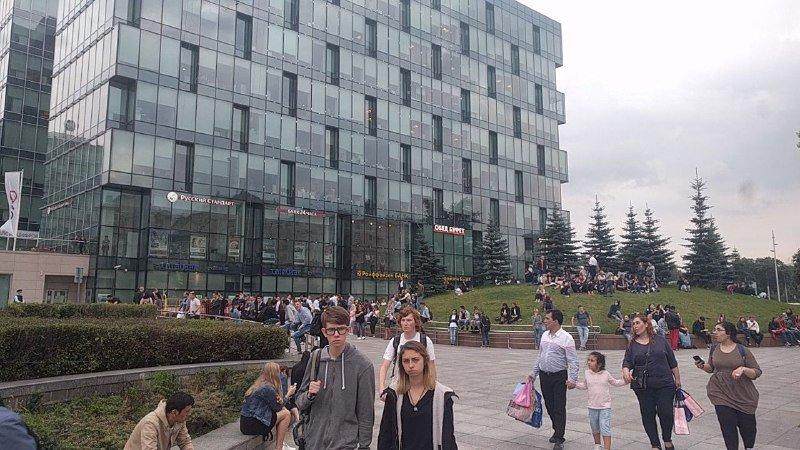 Terrorismo telefónico en Moscú: evacúan miles por amenazas de bomba