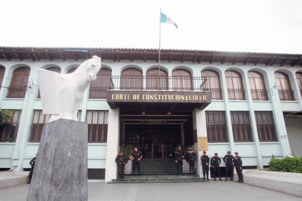 La CC rechazó la acción contra la Fundación contra el Terrorismo Mediático, promovida por la PDH. (Foto Prensa Libre: Hemeroteca PL)