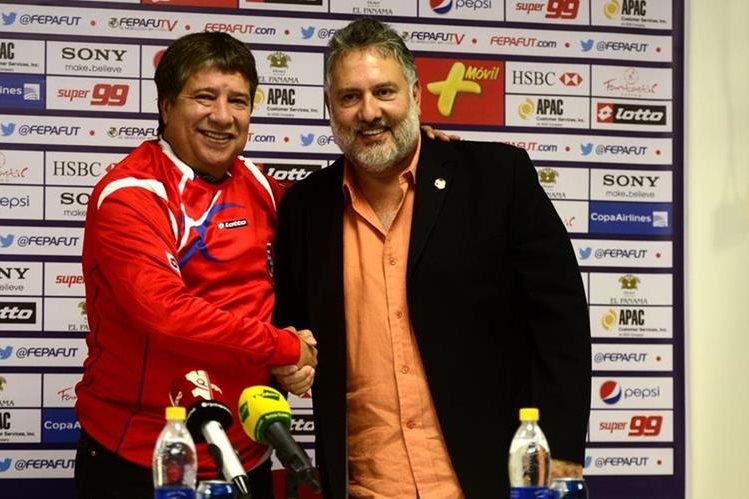 Damm y Márquez, bajas para enfrentar a Trinidad & Tobago