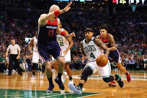 Boston aspira regresar a una final de la NBA por primera vez desde 2010. (Getty)