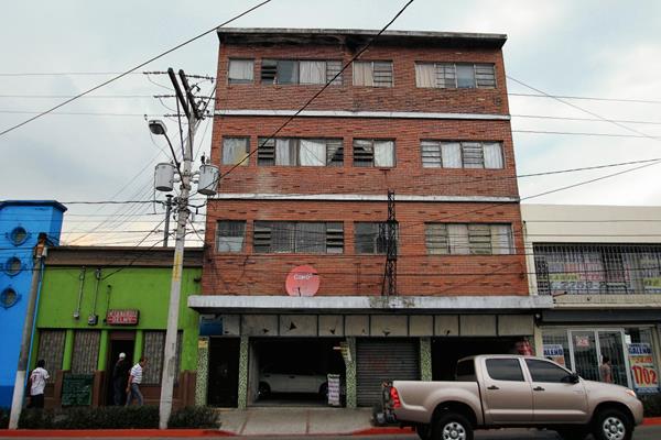 Esta sería la sede donde se encuentra la Fundación contra el Terrorismo Mediático, ubicada en la 7a. avenida 20-12 zona 1.