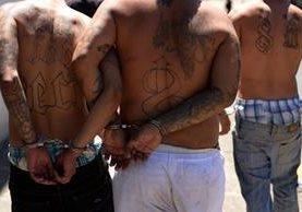 Las violentas pandillas operan en Centroamérica. (Foto Hemeroteca PL).