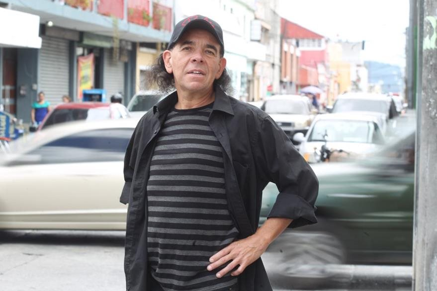 Violonchelista Paulo Alvarado. Foto Prensa Libre: Óscar Rivas.