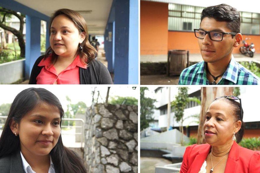 Los jóvenes carecen de oportunidades en el mercado laboral nacional. (Foto Prensa Libre: Juan Carlos Rivera)