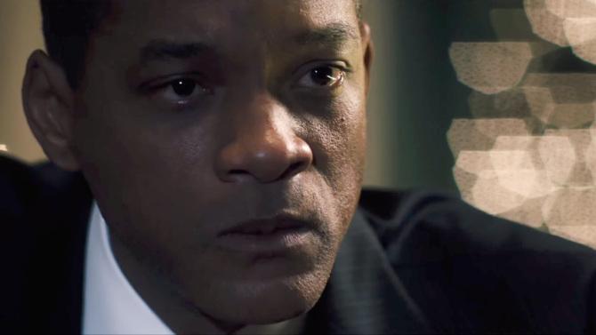 """El drama de Will Smith sobre la NFL """"Concussion"""" tendrá su estreno en el AFI Fest. (Foto Prensa Libre: Hemeroteca PL)"""